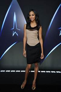 Zoe Saldana | Star Trek DVD Release Party (HQ) - Zoe ...