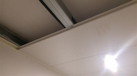 poser un plafond pvc lame de lambris pvc on decoration d interieur moderne poser plafond suspendu en pvc un ex no