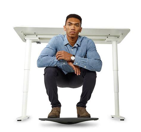 standing desk balance board fluidstance plane standing desk balance board motion
