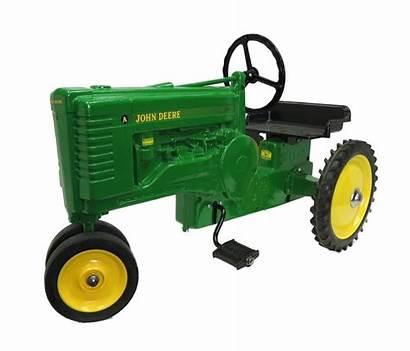 John Pedal Deere Tractor Tractors Farm Toys
