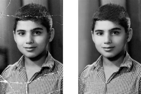 photo retouching restoration hagops photography