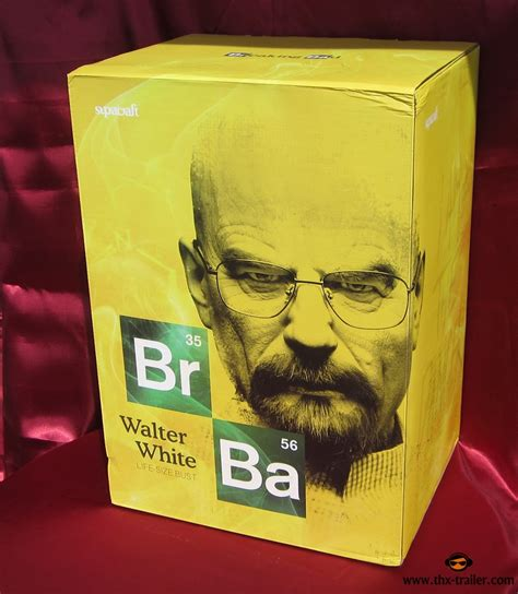 Breaking Bad Résumé Forums by Supacraft Studios Breaking Bad Walter White Size