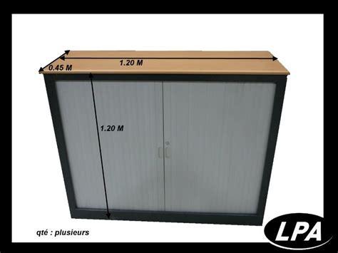 armoire basse 187 armoire basse bureau bois dernier