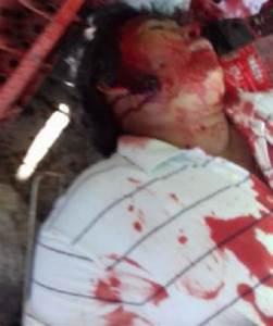 Los zetas woman execution