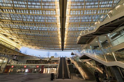 Batijournal Les Halles De Paris Sous La Canopée Batijournal