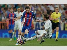 Barcelona and Real Madrid could face La Liga title decider