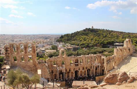 Jamie Greece Athens Crete And Santorini Itinerary