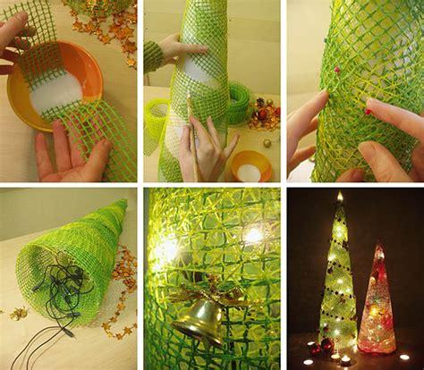 decorative tree diy home new year decor modern interior and decor ideas