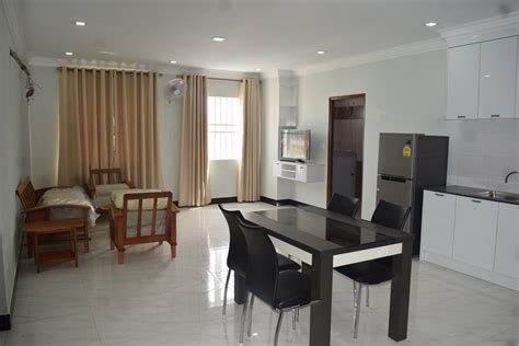1 Bedroom Apartment For Rent In Bkk2 Cambodia Property