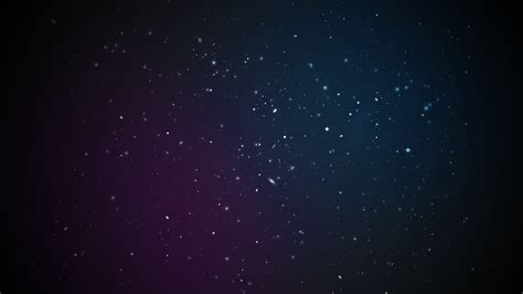 Black Galaxy Background