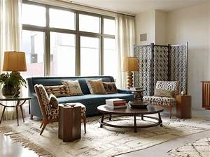 Modern Moroccan Decor Living Room Midcentury With Coffee
