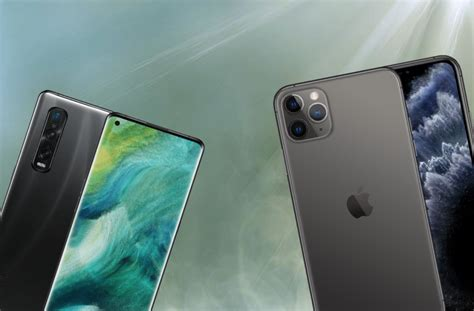 oppo find pro apple iphone pro max