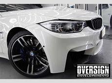 BMW M4 Branco Pérola wwwoversigncombr