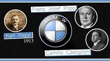 ISTORIA BMW - YouTube