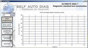 Logiciel Diagnostic Pc : ultimate diag one syst me de diagnostic automobile multimarque pour pc s autodiag outillage ~ Medecine-chirurgie-esthetiques.com Avis de Voitures