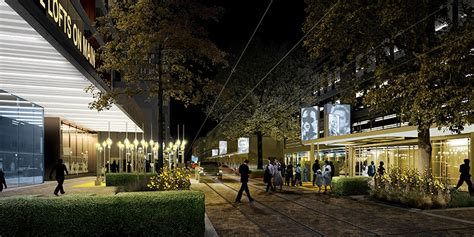 main street creative corridor exploring  town
