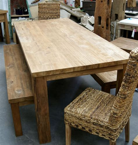 reclaimed teak wood table chairs teak wood furniture from