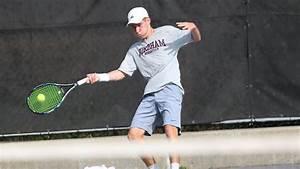Men's Tennis Falls at St. Bonaventure, 4-3