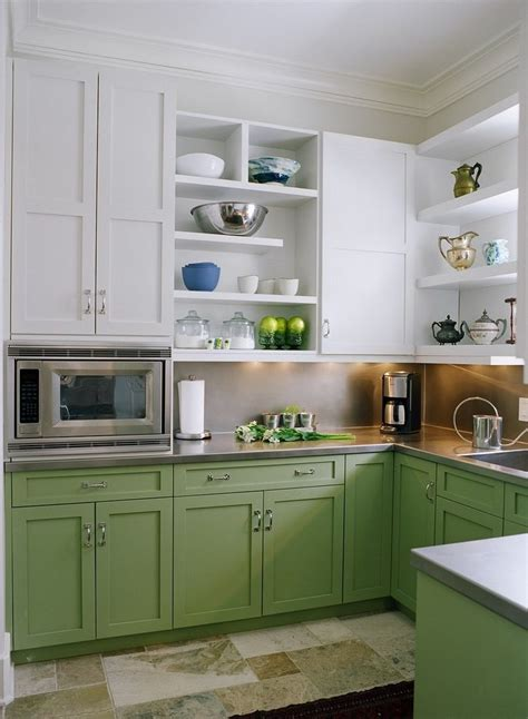 two tone kitchen paint kitchen contemporary with walnut cabinets contemporary mosaic backsplash