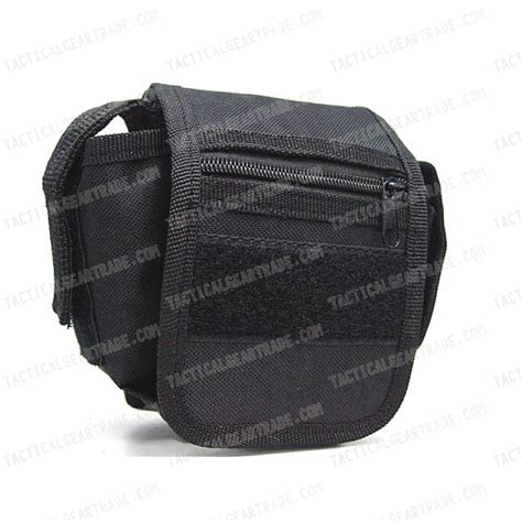 utility duty tool waist pouch carrier bag black for 5 24