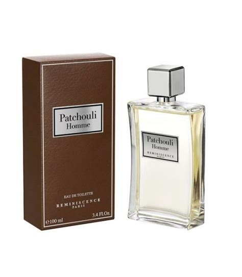 reminiscence patchouli pour homme eau de toilette spray 100 ml uomo