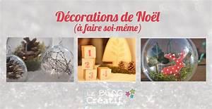 Déco Noel à Faire Soi Même : des d co de no l faire soi meme le blog cr ~ Preciouscoupons.com Idées de Décoration