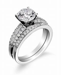 engagement rings wedding bands in battle creek mi With engagement ring with wedding band