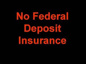 FDIC is BROKE, Federal Deposit Insurance Corp is BROKE ...
