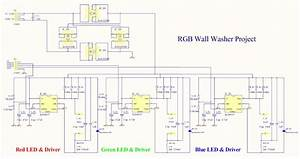 Rgb Led Light Wall Washer Circuit Diagram