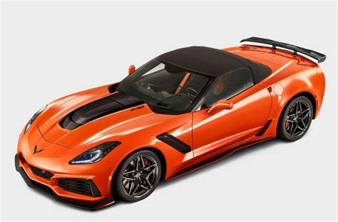 2019 Chevrolet Corvette Price by 2020 Chevrolet Corvette Convertible Price Mpg Interior