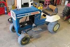 Ford Lt80 Help