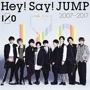 Art Work Japan: Hey! Say! JUMP - Hey! Say! JUMP 2007-2017 I/O