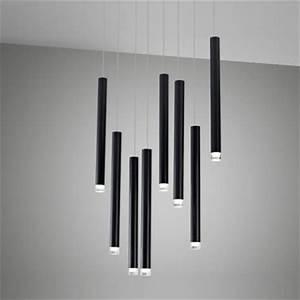 Suspension Noire Design : catgorie suspension du guide et comparateur d 39 achat ~ Teatrodelosmanantiales.com Idées de Décoration