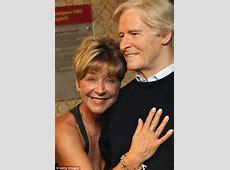 Coronation Street stars William Roache and Anne Kirkbride