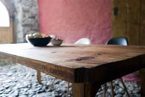 Tischen Auf Holz Handgefertigte Naturmaterialien Machen