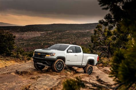 2018 Chevrolet Colorado Zr2 Gas And Diesel First Test
