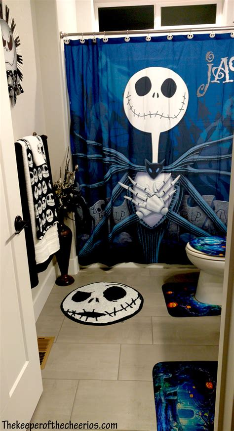 nightmare  christmas bathroom  keeper