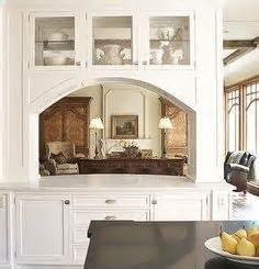 and white kitchen cabinets living room dining room divider cabinetry w storage 7668