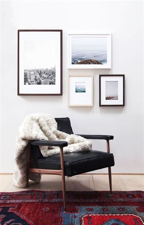 home interior picture frames 31 modern photo gallery wall ideas shelterness