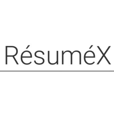 Resume Software Freeware by Resumex