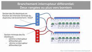 a propos du branchement de l39interrupteur differentiel With combien d interrupteur differentiel dans une maison