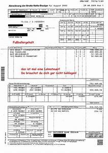 Abrechnung Brutto Netto : fuballergehaltsabrechnung mehr netto vom brutto forum ~ Themetempest.com Abrechnung