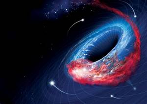 A Black Hole Close-Up, and a Telescope as Big as the World ...