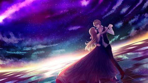 wallpaper romantis anime nusagates