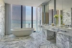 hotels de luxe les plus belles salles de bain linternaute With belles salles de bain