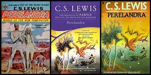 C S  Lewis Space Trilogy Covers