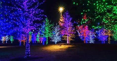 christmas lights thru drive festival near month