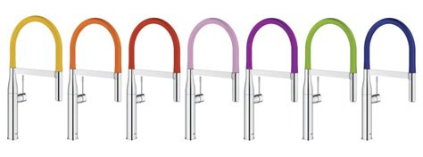 kitchen collection magazine grohe launches colorful faucet collection builder