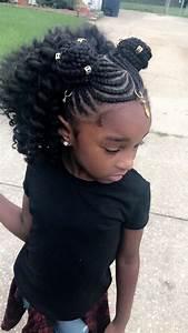 Coiffure Tresse Africaine : best 25 kid braids ideas on pinterest kids braided ~ Nature-et-papiers.com Idées de Décoration