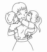 Coloring Pages Mother Mothers Sheets Printable Children Momjunction Happy Mamma Toddlers Kid Drawings Da Adult sketch template